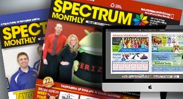 Spectrum Monthly Publications