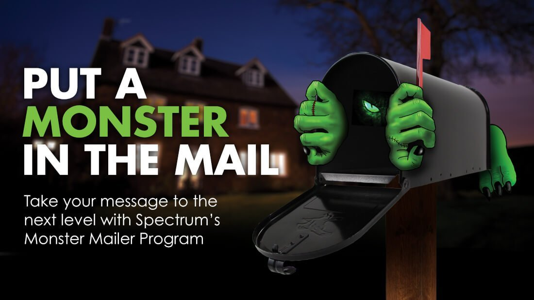 Meet the Monster Mailer that cuts through the clutter