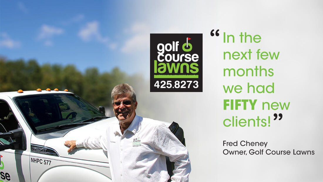 Golf Course Lawns In Their Own Words Header image